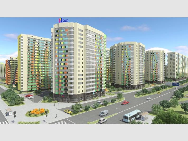 недвижимость в санкт-петербурге новостройки первая очередь Новосибирска